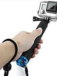 cheap -Telescopic Pole Handheld Selfie Stick Extendable Pole For Action Camera Gopro 5 Gopro 4 Black Gopro 4 Session Gopro 4 Silver Gopro 4