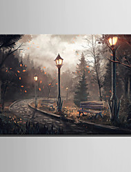cheap -Landscape European Style, One Panel Canvas Horizontal Print Wall Decor Home Decoration