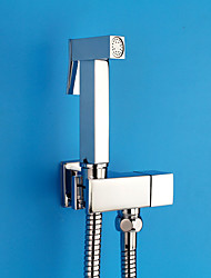 cheap -Modern  with  Chrome Single Handle One Hole  for Wall Mount Pull out