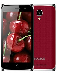"abordables -BLUBOO MINI 4.5 "" Android 6.0 Smartphone 3G ( Double SIM Quad Core 5 MP 1GB + 8 GB Noir / Rouge / Blanc / Bleu )"