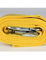 Trailer Rope Car Nylon Car Trailer Hook Fluorescent Traction Rope