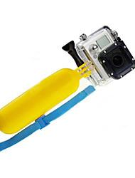 economico -Montaggio Galleggiante Per Videocamera sportiva Gopro 6 Gopro 5 Gopro 3 Gopro 3+ Gopro 2 Canottaggio Kayak Wakeboard Sub e immersioni Sci