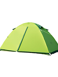Naturehike 2 persons Tent Double Camping Tent One Room Backpacking Tents Keep Warm Waterproof Portable Windproof Rain-Proof Foldable