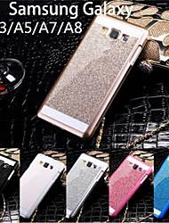 Für Samsung Galaxy Hülle Other Hülle Handyhülle für das ganze Handy Hülle Glänzender Schein PC Samsung A8 / A7 / A5 / A3