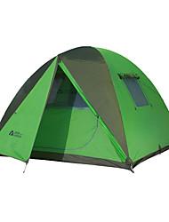 economico -3-4 persone Tenda Triplo Tenda da campeggio Una camera Tenda automatica Tenere al caldo Ompermeabile Portatile Antivento Resistente ai