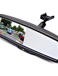 cheap -Rearview Mirror 4.3 TFT LCD Car Parking Rearview Mirror Monitor With Special Bracket For VW Audi Ford Toyota Nissan Mazda Hyundai Kia Honda