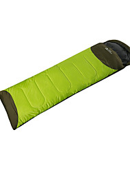 Schlafsack Rechteckiger Schlafsack Einzelbett(150 x 200 cm) -15-20 Hohlbaumwolle75 Wandern Camping Reisen Jagd Draußen