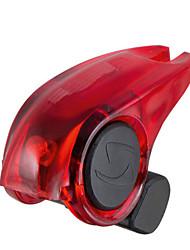 Luci bici Luce posteriore per bici luci di sicurezza - Ciclismo Sveglia Senza fili Taglia piccola Adatto per veicoli Lumens Rosso Ciclismo
