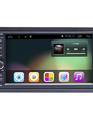 economico -Bonroad 7 pollice 2 Din Android6.0 In-Dash DVD Player per Universali / Universale Supporto / AVI / MPEG4 / MP3 / WMA / JPEG