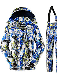 cheap -Kid's Thermal / Warm High Breathability (>15,001g) Breathable Comfortable Protective Skiing Snowsports Snowboarding Polyester