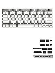 "cheap -Newest Keyboard Film and Anti-dust Plugs Universal for MacBook  Pro 13/""15"" with Retina Display / Air 13"""