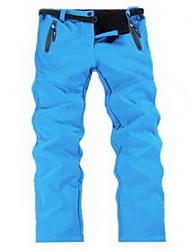Per uomo Per donna Pantaloni da escursione Ompermeabile Tenere al caldo Antivento Anti-pioggia Traspirante Pantaloni per Campeggio e