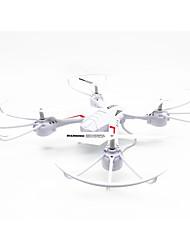 Drone CRIAR BRINQUEDOS 919 4CH 6 Eixos 2.4G - Quadcóptero RC Retorno Com 1 Botão Modo Espelho Inteligente Vôo Invertido 360°Quadcóptero