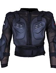 motociclismo armatura della protezione di motocross cassa corpo giacca protezione armatura vestiti della maglia di off-road