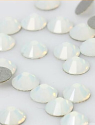 cheap -30PCS 4mm Post Opal Rhinestone Nail Art Decoration