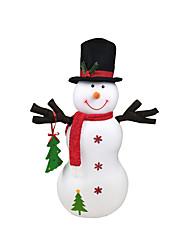 Недорогие -Рождественский декор Новогодние подарки Товары для Рождественской вечеринки Рождественские игрушки Товары для отпуска Рождество Пена Кот