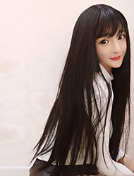 Недорогие -Парики для Лолиты Сладкое детство Черный Лолита Парики для Лолиты 30 дюймовый Косплэй парики Парики Хэллоуин парики