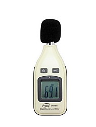 abordables -Numérique bruit compteur sonomètre décibel mètre bruit compteur 30-130 dba em901