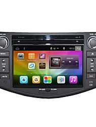 bonroad Android 6.0 macchina multimediale lettore stereo per Toyota RAV4 DVD / bluetooth / radio / touch screen capacitivo audio