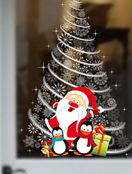 cheap -Ornaments Santa Stars Residential Commercial Indoor OutdoorForHoliday Decorations