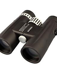 Недорогие -BOSMA 10 X 42 mm Бинокль Крыша Высокое разрешение Fogproof Общий Полное многослойное покрытие пластик Металл / Большой угол / IPX-7 / Для охоты / Наблюдение за птицами / Армия