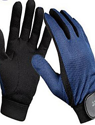 Gloves Sports Gloves Unisex Cycling Gloves Spring Summer Autumn/Fall Winter Bike GlovesAnti-skidding Shockproof Breathable Easy-off pull