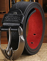 Men Buckle,Work / Casual Alloy / Leather All Seasons