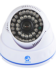 cheap -JOOAN® 700TVL Security Surveillance CCTV Camera Dome Video Monitor 36 IR Leds Night Vision Indoor Home