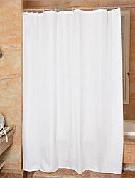 cheap -Shower Curtains Neoclassical Polyester Neutral Machine Made