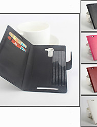 Flip Leather Magnetic Protective Case For OUKITEL U8(Assorted Colors)