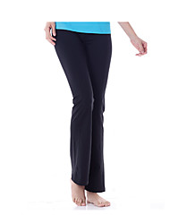 Yokaland Women's Running Pants Quick Dry Breathable Compression Ultra Light Fabric Tights Bottoms for Yoga Pilates Exercise & Fitness