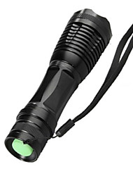 cheap -ANOWL LS4933929 LED Light LED 800 lm 5 Portable Black Camping / Hiking / Caving