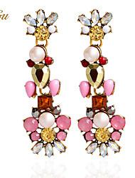 cheap -Women's Drop Earrings / Hoop Earrings - Rainbow For Wedding / Party / Casual