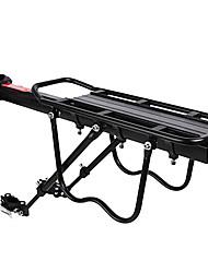 Недорогие -Велосипедная стойка Задняя стойка Макс. нагрузка 50 kg Регулируется Простота установки Алюминиевый сплав Горный велосипед - Черный