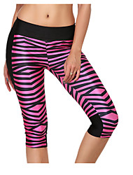 cheap -Women's Running Pants Breathable Leggings Bottoms Yoga Exercise & Fitness Running Cotton S M L