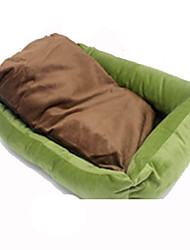 cheap -Cat Dog Bed Pet Mats & Pads Portable Green For Pets