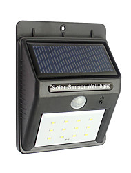 cheap -12 LED Outdoor Solar Powered Wireless Waterproof Security Motion Sensor Light Night Lights
