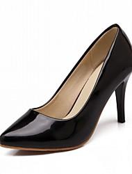 Для женщин Обувь на каблуках Удобная обувь Оригинальная обувь Лакированная кожа Дерматин Весна Лето ОсеньСвадьба Повседневные Для
