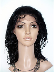 Brazilian Body Wave Lace Wig 7A Human Hair Full Lace Wigs With Baby Hair Middle Part Body Wave Lace Front Wigs For Black Women