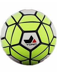 Soccers(Amarelo Branco,Couro Ecológico)