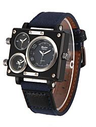Pánské Sportovní hodinky Vojenské hodinky Módní hodinky Náramkové hodinky Křemenný Materiál Kapela Běžné nošení Vícebarevný