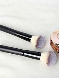 cheap -1pcs Makeup Brushes Professional Blush Brush / Powder Brush Nylon Portable / Travel / Eco-friendly Wood