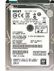 billige -HGST 500GB Laptop / Notebook harddisk 7200rpm SATA 3.0 (6 Gb / s) 32MB Cache 2.5 tommer-HTS721010A9E630