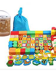 cheap -QZM Building Blocks Educational Toy 1 pcs Novelty Girls' Boys' Gift High Quality