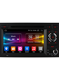 ownice 7 android 6.0 com 16g rom quad core DVD player do carro para Audi A4 S4 rs4 2002-2008 com ecrã HD 1024 * 600 suporte 4G LTE