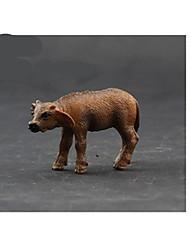 cheap -Pretend Play Toys Bull Horse Lion Zebra Animals Novelty Plastic Boys' Pieces