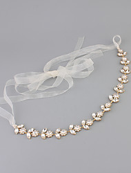 cheap -Crystal Rhinestone Headbands Headpiece