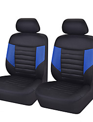 6 PCS Super Universal Sandwich Automobile Front Seat Covers Set Package
