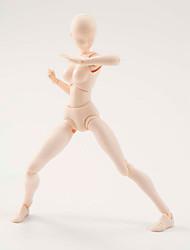 Недорогие -Выставочные модели Положительный художественный манекен Наборы для моделирования Художественные товары Веселье Детские Мальчики