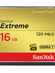cheap -Sandisk 16GB Compact Flash CF Card memory card Extreme 800X UDMA7